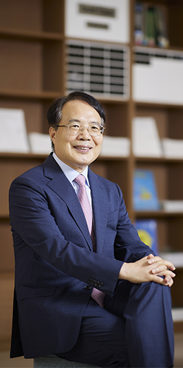 국립인천대학교 총장 조동성